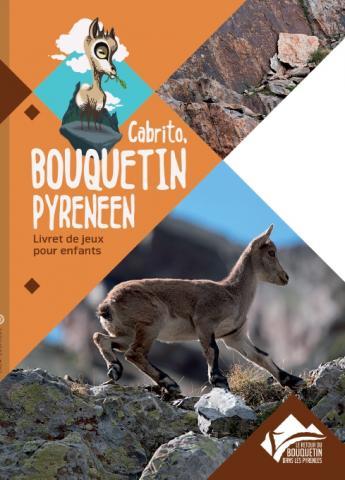 Un livret de jeux pour les enfants sur le Bouquetin ibérique