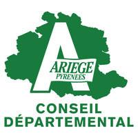 Logo du conseil départemental de l'Ariège