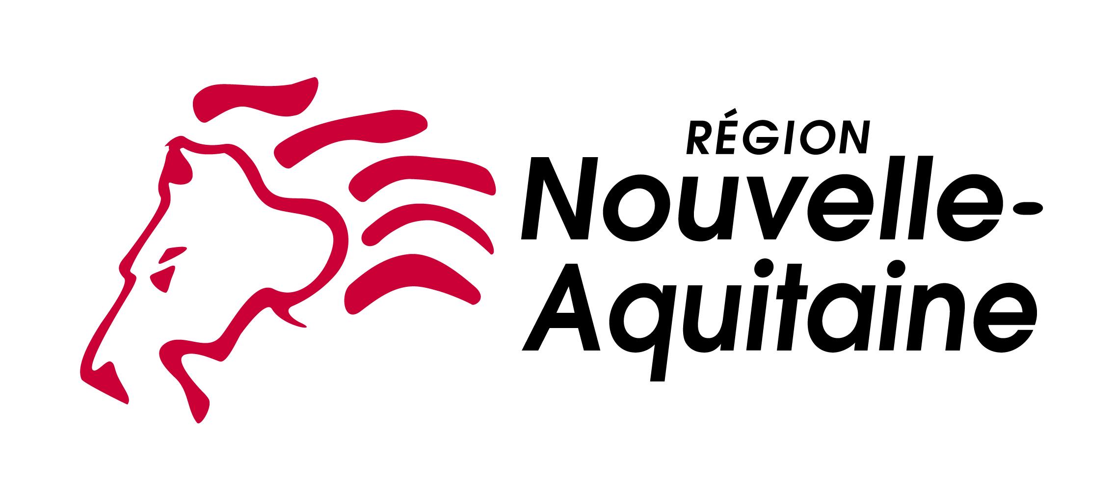 Logo du conseil départemental de la Nouvelle Aquitaine