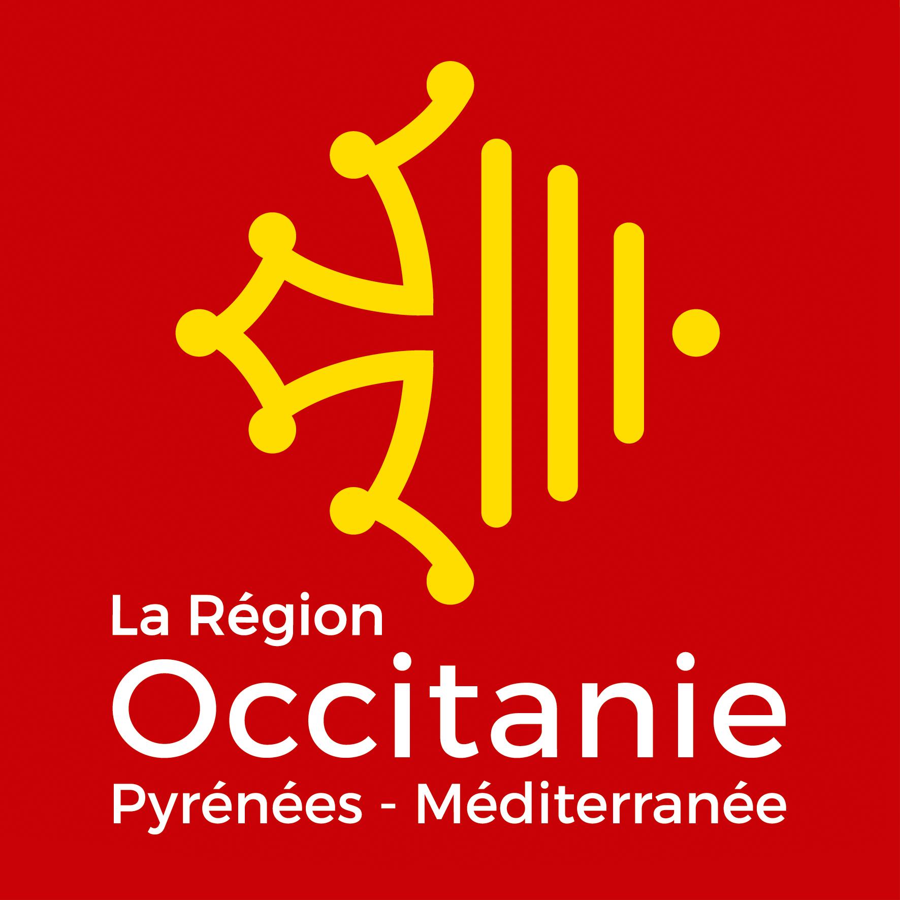 Logo de la région Languedoc-Roussillon Midi-Pyrénées