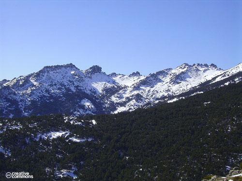 Sierra de la Pedriza - Espagne
