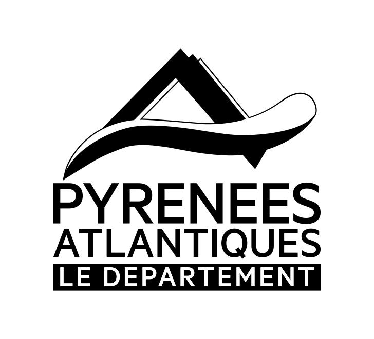 Logo du conseil départemental des Pyrénées Atlantiques
